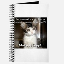 Make it Stop 2 Journal