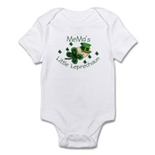 MeMa's Leprechaun Infant Bodysuit