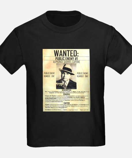 Wanted Al Capone T