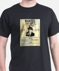 Wanted Al Capone T-Shirt