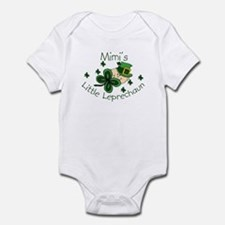Mimi's Leprechaun Infant Bodysuit