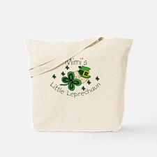 Mimi's Leprechaun Tote Bag