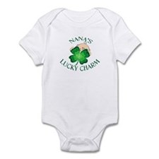 Nana's Lucky Charm Infant Bodysuit