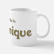 I'd Rather Be...Martinique Mug