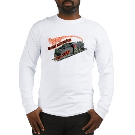 sexy locomotive Long Sleeve T-Shirt