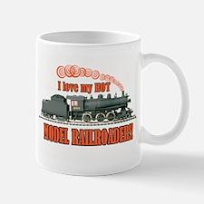 sexy locomotive Mug