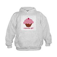 Cupcake Girl Hoodie