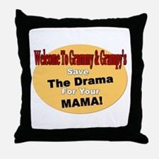 Unique Funny spanish theme house warming Throw Pillow