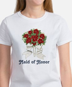 Penguin Wedding - Maid of Honor Tee