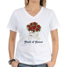 Penguin Wedding - Maid of Honor Shirt