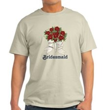 Penguin Wedding - Bridesmaid T-Shirt