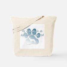 Australian Kelpie Granddog Tote Bag