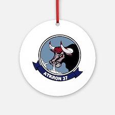 VFA 37 Raging Bulls Ornament (Round)