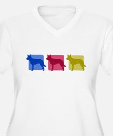 Color Row Kelpie T-Shirt
