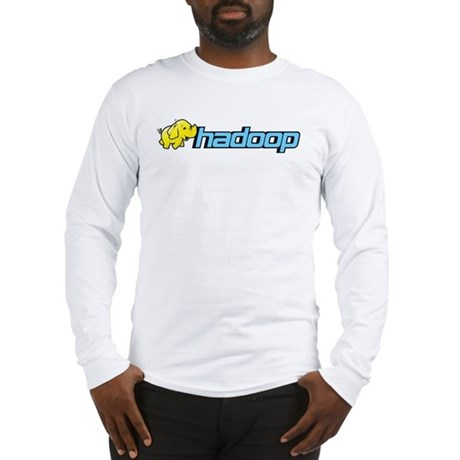 hadoop_elephant_rgb2 Long Sleeve T-Shirt