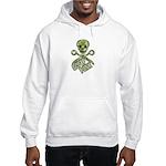 GCAM Scrap Punk Hooded Sweatshirt