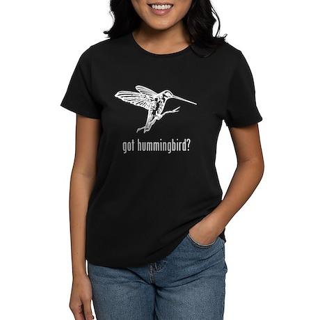Hummingbird Women's Dark T-Shirt