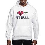PIT BULL'S ROCK Hooded Sweatshirt