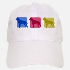 Color Row Staffordshire Terrier Hat