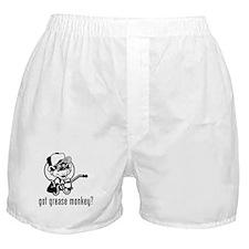 Grease Monkey Boxer Shorts
