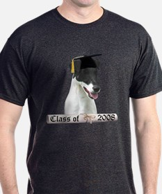 Smooth Fox Grad 08 T-Shirt