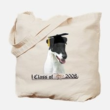 Smooth Fox Grad 08 Tote Bag