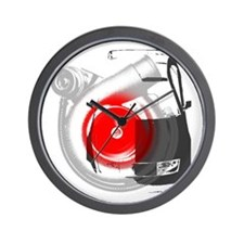 300ZX Boost! Wall Clock