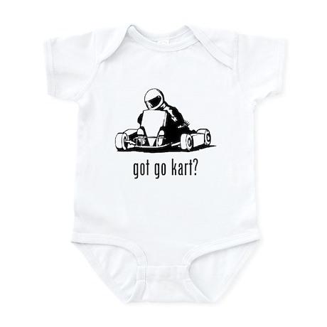 Go Kart 1 Infant Bodysuit