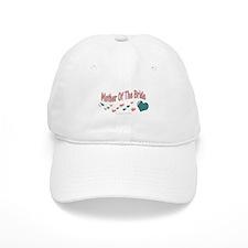 Mother Of The Bride (hearts) Baseball Cap
