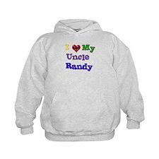 I LOVE MY UNCLE RANDY Hoodie