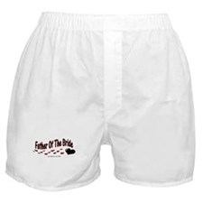 Father Of The Bride (hearts) Boxer Shorts