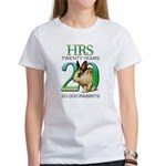 20th Anniversary Women's T-Shirt