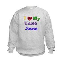 I LOVE MY UNCLE JESSE Sweatshirt