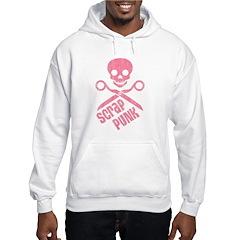 PNKA2 Scrap Punk Hooded Sweatshirt