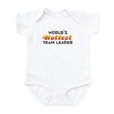 World's Hottest Team .. (B) Infant Bodysuit