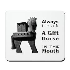 Trojan Horse Mousepad