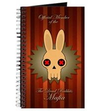 <b>DEAD RABBITS MAFIA</b><br>160 Pages Notebook