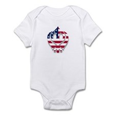 American Khanda Infant Bodysuit