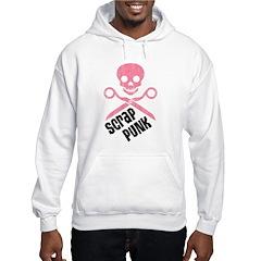 PNKA Scrap Punk Hoodie