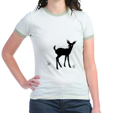 Deer Jr. Ringer T-Shirt
