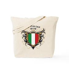 Number One Italian Mom Tote Bag