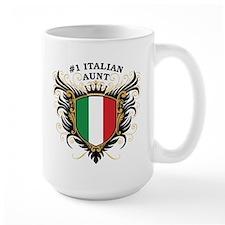 Number One Italian Aunt Mug