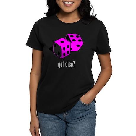 Dice Women's Dark T-Shirt