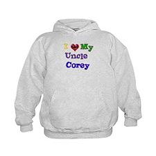 I LOVE MY UNCLE COREY Hoodie