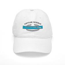 CIB Vietnam Veteran Baseball Cap