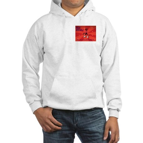 Reaching for Lucidity Hooded Sweatshirt
