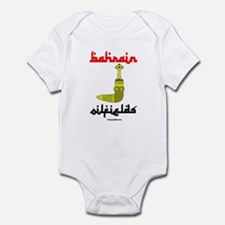 Bahrain Oilfields Infant Bodysuit