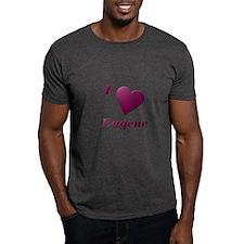 I Love Eugene #20 T-Shirt