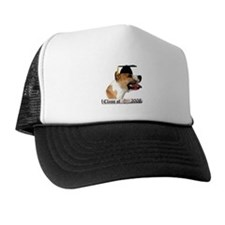 Staffy Grad 08 Trucker Hat