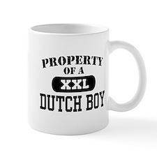 Property of a Dutch Boy Mug